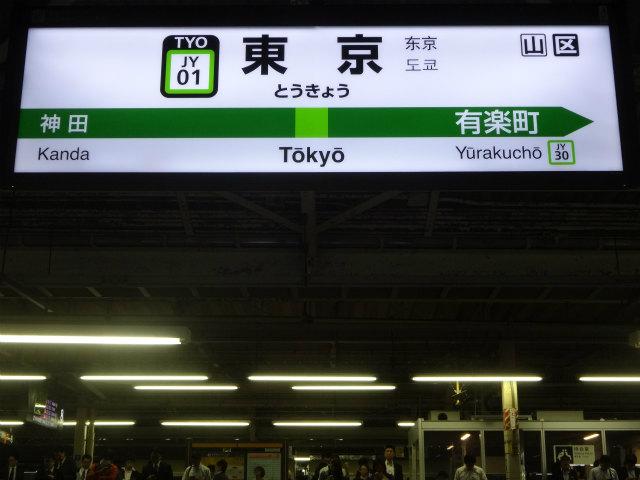 山手線 神田駅 KND